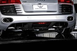 Audi R8 von Wheelsandmore