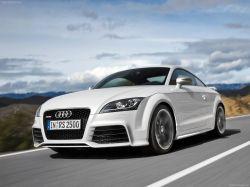 Audi TT RS Coupé und Roadster