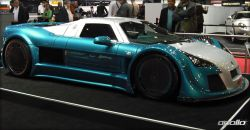 Gumpert Apollo Speed für 400.000 Euro