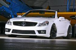 Inden-Design tunt Mercedes SL 65 AMG