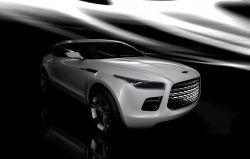 Aston Martin präsentiert Lagonda Concept