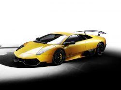 Lamborghini Murciélago LP 670-4 SuperVeloce