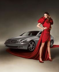 Mercedes-Benz CLS Grand Edition