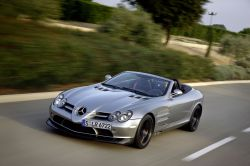 Mercedes-Benz SLR 722 S Roadster