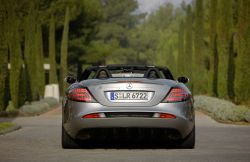 Mercedes-Benz SLR Roadster 722 S