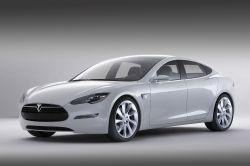 Tesla Model S - Elektro-Limousine