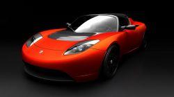 Elektrosportwagen Tesla Roadster Sport