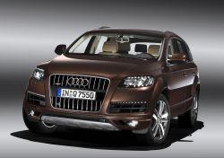 Facelift für den aktuellen Audi Q7
