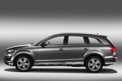 Facelift für den Audi Q7 von 2009