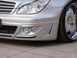Mercedes Benz CLS Bodykit von MEC Design