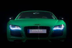 MTM Audi R8 in Porschegrün