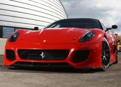 Ferrari 599XX - Fit für die Rennstrecke