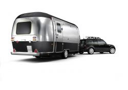MINI Cooper S Clubman meets Airstream Trailer