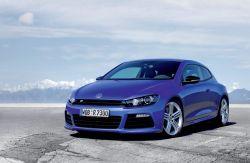 VW präsentiert Scirocco R