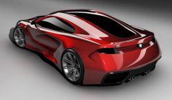 2009 BMW M Concept Design by Idries Noah