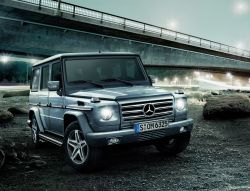 30. Geburtstag der Mercedes G-Klasse