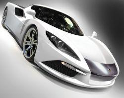 Supersportwagen Arash AF10
