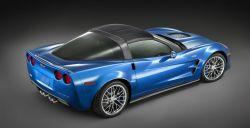Supersportwagen Corvette ZR1
