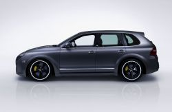 Techart Magnum auf Basis des Porsche Cayenne Turbo S