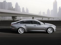 Jaguars Spitzenmodell XJ 2010
