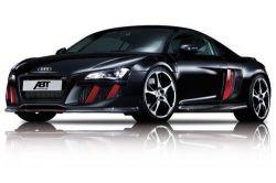 ABT Audi R8-R von Lukas Podolski