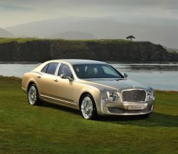 Bentley Mulsanne - pure Eleganz