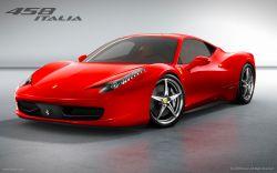 Eleganz und Sportlichkeit - Ferrari 458 Italia