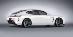 Gemballa Mistrale auf Basis des Porsche Panamera