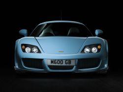 kein Ferrari - ein Noble M600 mit 650 PS