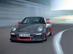 Rennsport pur - Porsche 911 GT3 RS