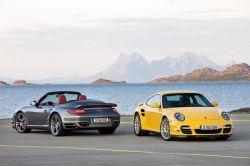 neuer Porsche 911 Turbo für 2010
