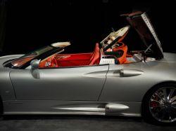 Spyker C8 Aileron Spyder Prototyp