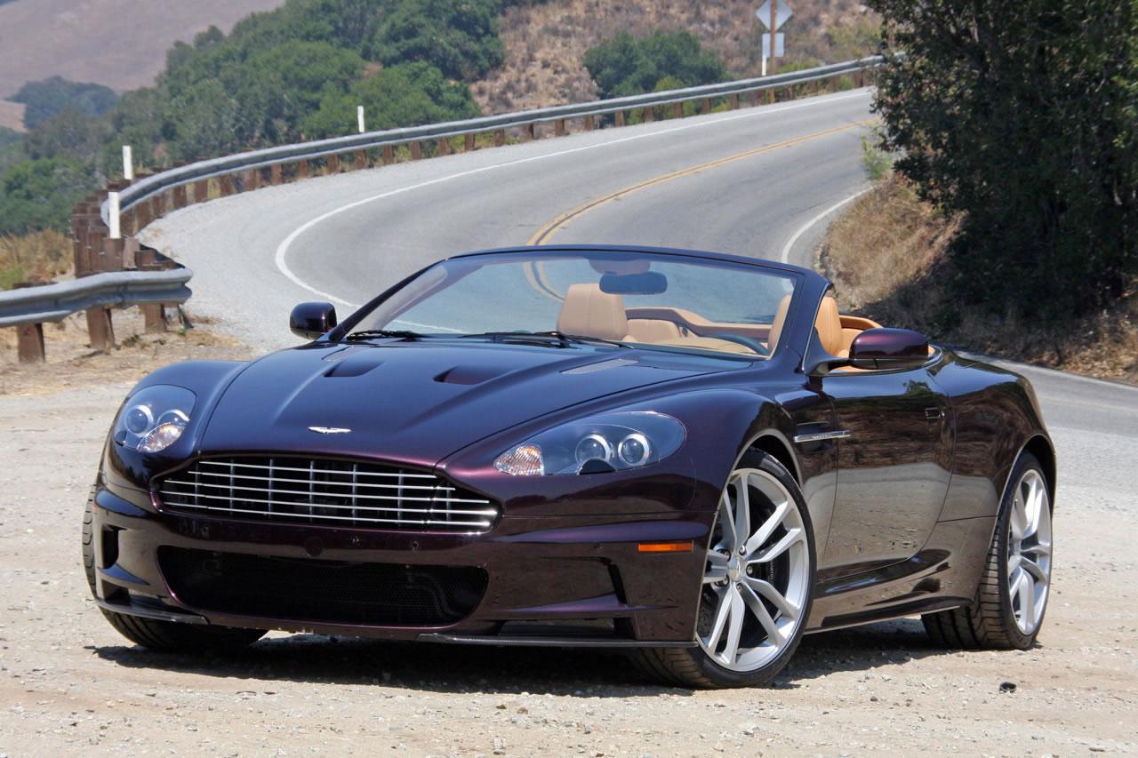Aston Martin DBS Volante Cabrio by elabia.de