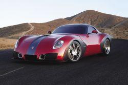 amerikanischer Superwagen - Devon GTX