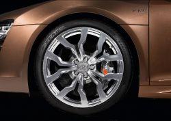 Audi R8 Spyder - oben ohne