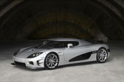 Koenigsegg CCXR Trevita im Diamantlook