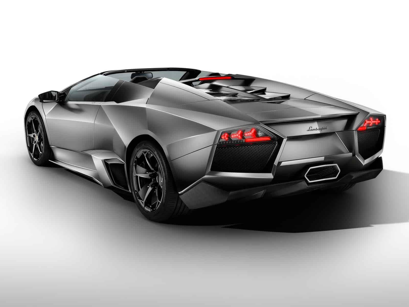 Lamborghini Reventon Roadster Elabia De