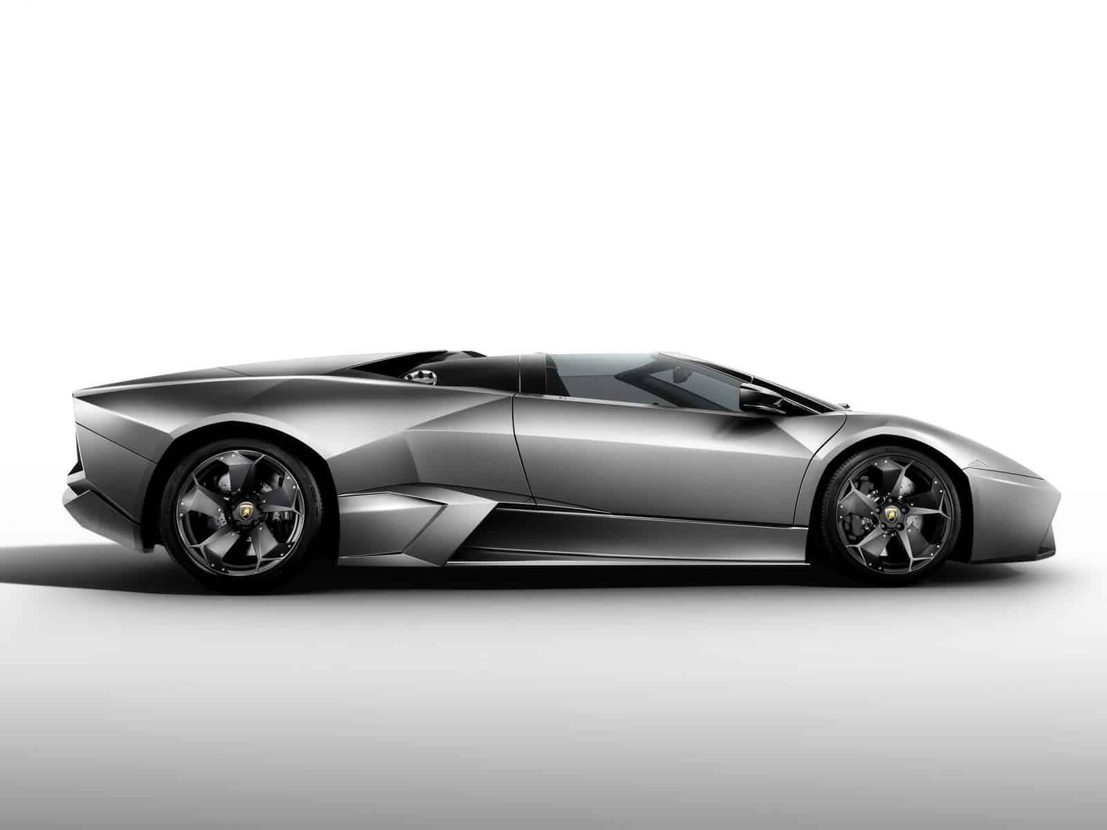 Lamborghini Reventón Roadster by elabia.de