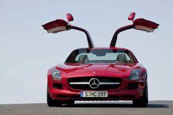 Mercedes-Benz SLS AMG Flügeltürer