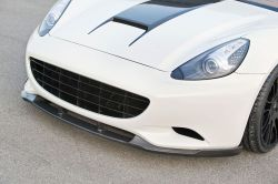 Hamann tuned den Ferrari California