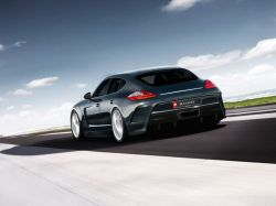 Porsche Panamera von Mansory