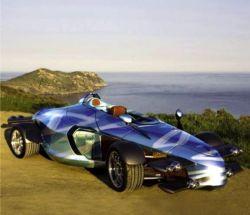 Tramontana Kunstauto für 2 Millionen Euro