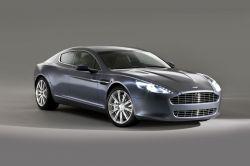Aston Martin Rapide - sportlicher Viersitzer