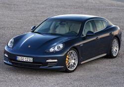 gepanzerter Porsche Panamera Turbo