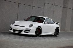 Techart Leistungskit für den Porsche 997