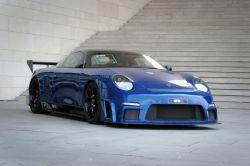 9ff GT9-R schafft ganze 414 km/h