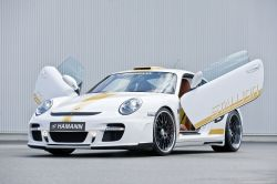 Hamann Stallion auf Basis des Porsche 911 Turbo