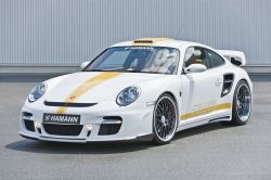 Hamann Stallion auf Basis des Porsche 911 Turbo
