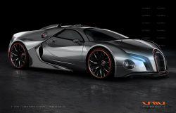 Bugatti Renaissance als Nachfolger des Bugatti Veyron?
