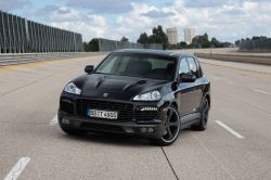 Techart SUV auf Basis des Porsche Cayenne